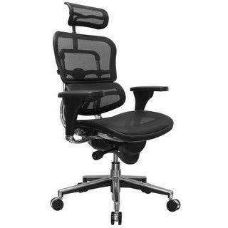 Ergohuman High Back Tall Office Chairs - 27x29x52