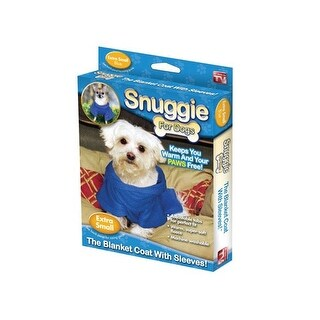 "Snuggie SN221116 Blanket For Extra Small Dogs, 6"" - 9"""
