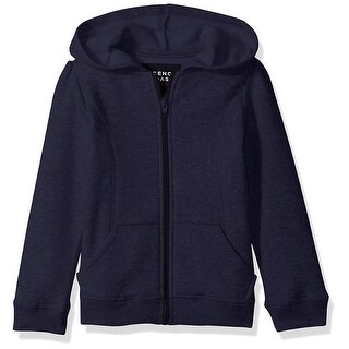French Toast Girls 2T-4T Fleece Hoodie (2 options available)