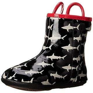 Robeez Sharkbite Boots Rainboots Baby Boy - 3