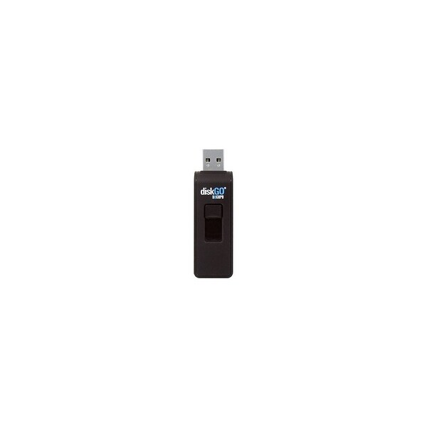 Edge PE231910 EDGE 16GB DiskGO Secure Pro USB Flash Drive - 16 GBUSB