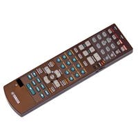 OEM Yamaha Remote Control Originally Shipped With: RXV659, RX-V659, RXV659BL, RX-V659BL