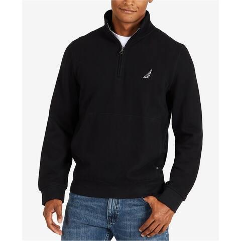 Nautica Mens Fleece Sweatshirt