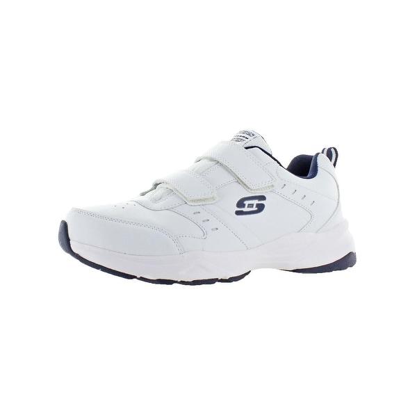 skechers mens tennis shoes with memory foam
