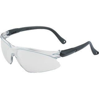 Jackson Safety 3000309 Viso Black Safety Glasses With Silver Lens