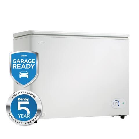 Danby 7.2 cu. ft. Chest Freezer DCF072A3WDB-6