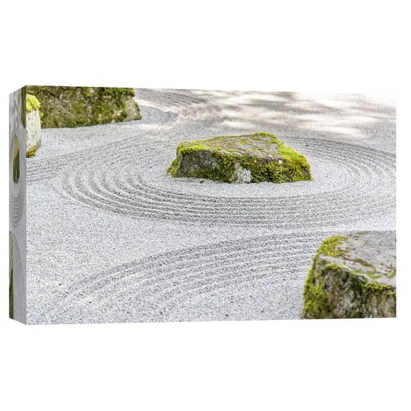 """PTM Images 9-102216 PTM Canvas Collection 8"""" x 10"""" - """"Sand Swirl"""" Giclee Minerals and Rocks Art Print on Canvas"""