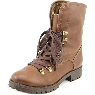 BC Footwear Antics Women  Round Toe Synthetic  Boot
