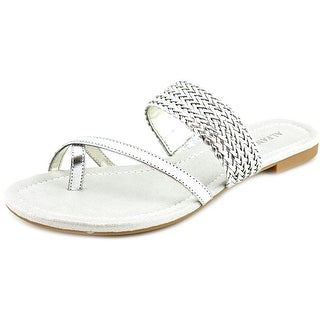 Alfani Haryse Open Toe Synthetic Slides Sandal