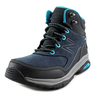 New Balance WW1400 Women Round Toe Synthetic Blue Hiking Shoe