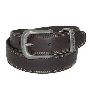 John Deere Boys' 30mm Contrast Stitch Belt