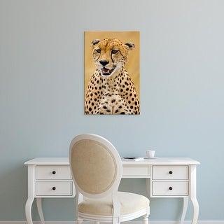 Easy Art Prints Joe Restuccia III's 'Cheetah' Premium Canvas Art