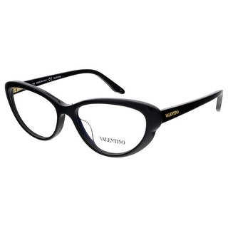 Valentino V2635 001 Black Cat Eye Valentino Eyewear