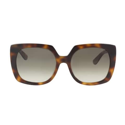 Etro ET621/S 214 Dark Havana Square Sunglasses - 56-18-140