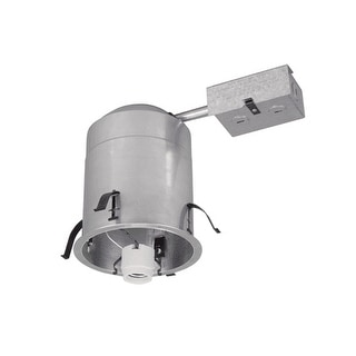 Lithonia Lighting L5R HSG R6 Incandescent Remodel Housing, 5""