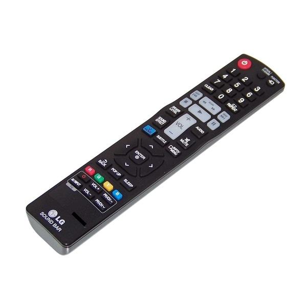 OEM LG Remote Control Originally Shipped With: NB3730A, NB3730A-NB, NB3740, NB3730ANB