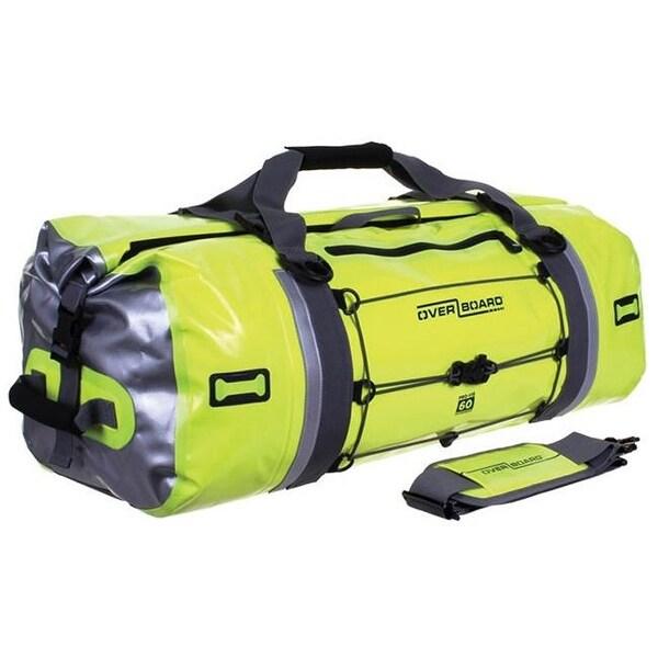 f45941596f Shop Overboard 60 litre Pro Vis Waterproof Duffel Bag