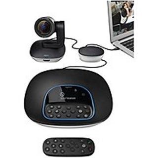 Logitech 960-001054 Group Conference System Large Sized Meeting Room