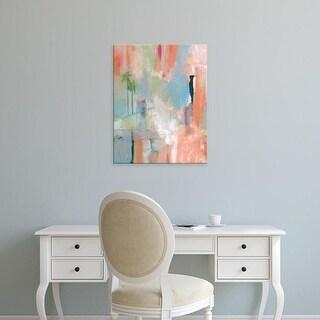 Easy Art Prints Jan Weiss's 'Desert Living 2' Premium Canvas Art