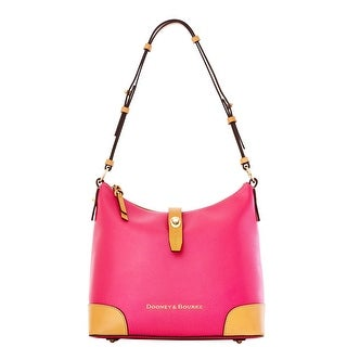 Dooney & Bourke Claremont Hobo (Introduced by Dooney & Bourke at $248 in Dec 2014) - Fuchsia
