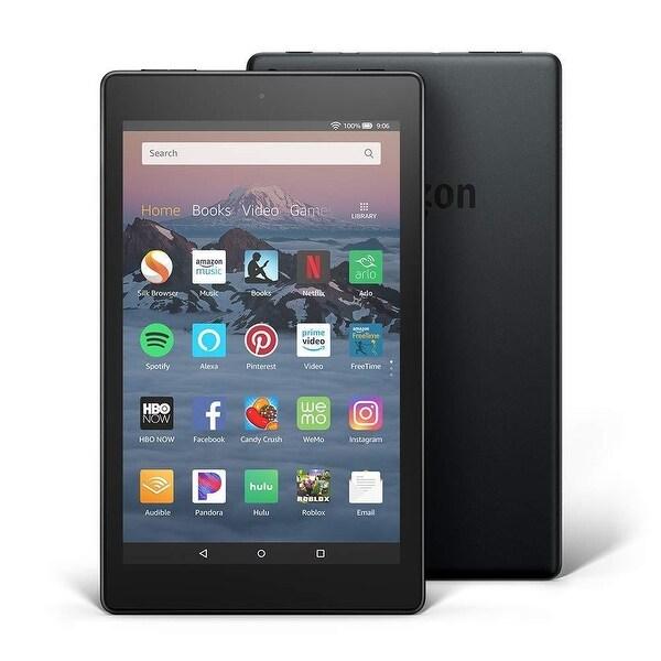 "Amazon Fire HD 8 7th Generation 8"" HD Display Tablet with Alexa (Black, 32 GB)"
