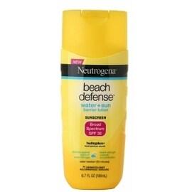 Neutrogena Beach Defense SPF 30 Lotion 6.7 oz