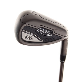 New Adams IDEA Tech V4 Gap Wedge Uniflex Steel RH