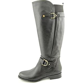 Naturalizer Women's Jersey Wide Calf Boot