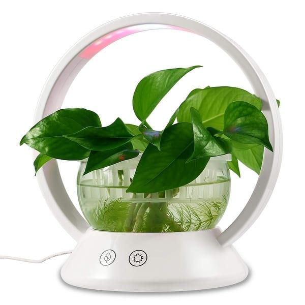 Shop Led Indoor Garden Kit Plant Grow Light 1 Overstock 28905918