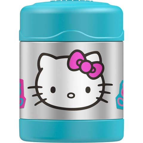 Thermos Hello Kitty Funtainer Food Jar (10oz) - Pink