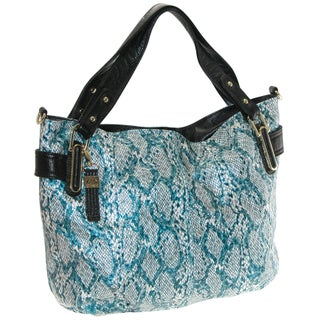 Buxton Women's Margaret Belted Hobo Bag - One size (2 options available)