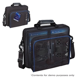Sony PlayStation 4 Game System Carrying Case
