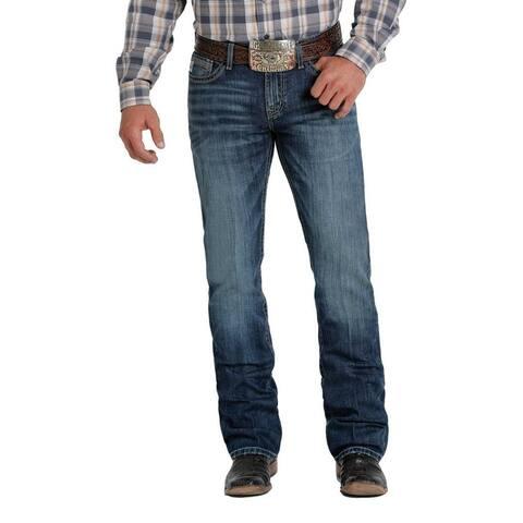 Cinch Western Jeans Mens Ian Bootcut Leg Slim Fit
