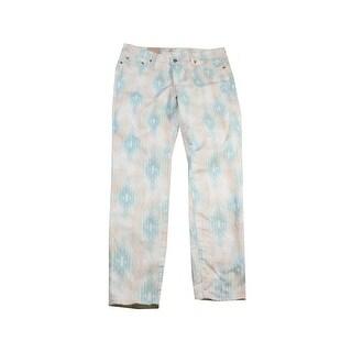 Big Star Multi Printed Jeans 32