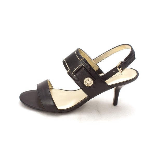 Tommy Hilfiger Womens Alexia Open Toe Special Occasion Slingback Sandals