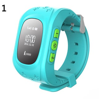 Kid Tracker GPS Smartwatch with 911 & Parent Call Functions