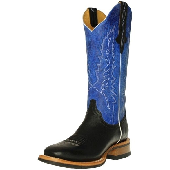 Cinch Western Boots Womens Stitching EverSole Tabs Turin Black