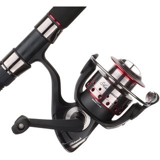 Shakespeare Ugly Stik GX2 Fishing Rod and Reel Spinning Combo (5', Light)