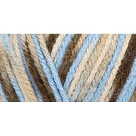 Shop Blue Earth Red Heart Soft Baby Steps Yarn Free