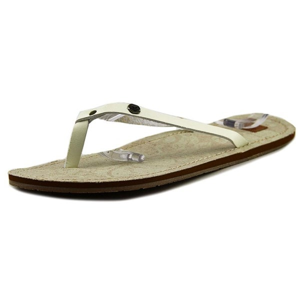 Roxy Tunisia Women Open Toe Synthetic Flip Flop Sandal