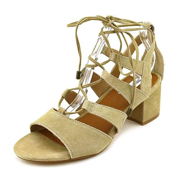 Steve Madden Hydii Women Open Toe Suede Sandals