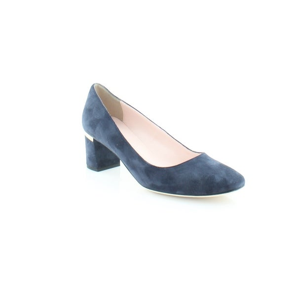 a9c5cad3c590 Shop Kate Spade Dolores Women s Heels Navy - Free Shipping Today ...