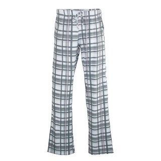 Mentally Exhausted Women's Plus Size Pajama Lounge Pants