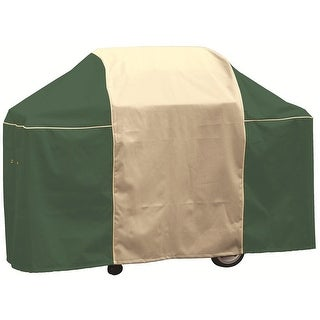 Char-Broil 6668635 Artisan Grill Cover, Mountain Green, 65""
