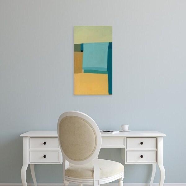 Easy Art Prints Tamar Zinn's 'At the Beach I' Premium Canvas Art