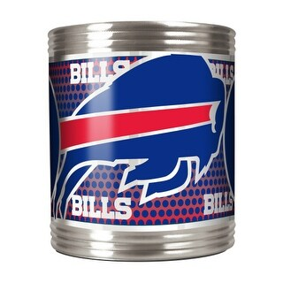 Great American Products Buffalo Bills Can Holder Stainless Steel Can Holder