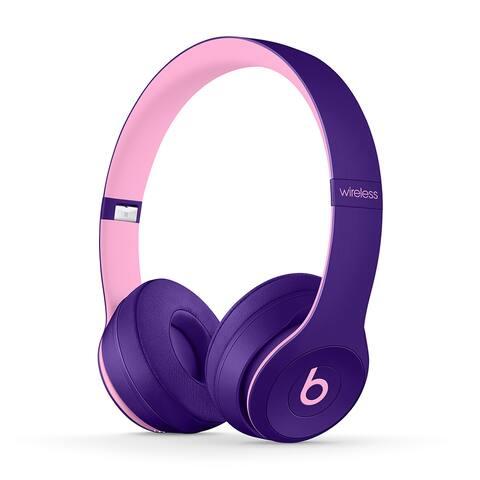 Beats Solo3 Wireless Headphones - POP Violet