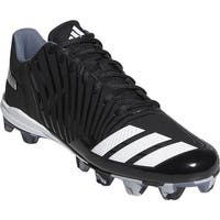 adidas Men's Icon MD Baseball Cleat Core Black/FTWR White/Onix