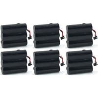 Replacement Battery For AT&T EL41108 / EL42258 Phone Models (6 Pack)