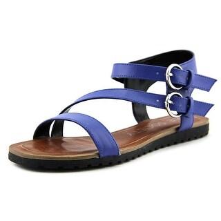 Sole Society Sura Women New Blue Sandals